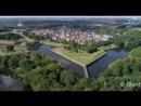 Город крепость Наарден Нидерланды