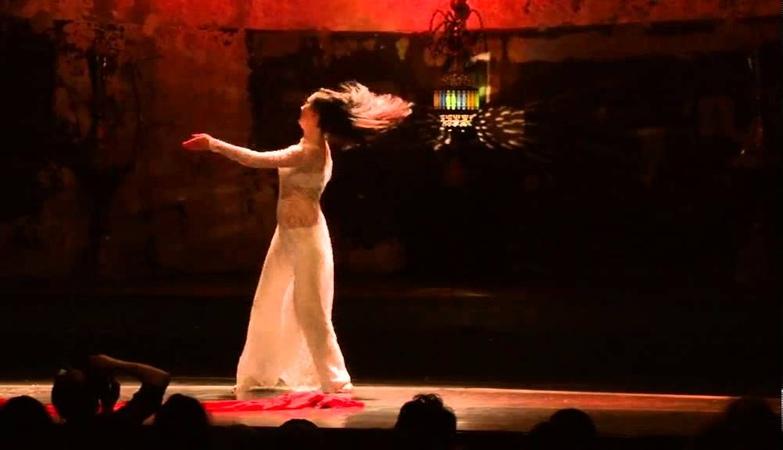 Delanna Naomi romantic voi dance duo @ HAFLA by Lina
