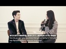 180927 THE EXCLUSIVE INTERVIEW - MADAME TUSSAUDS HK WITH KIM WOO BIN