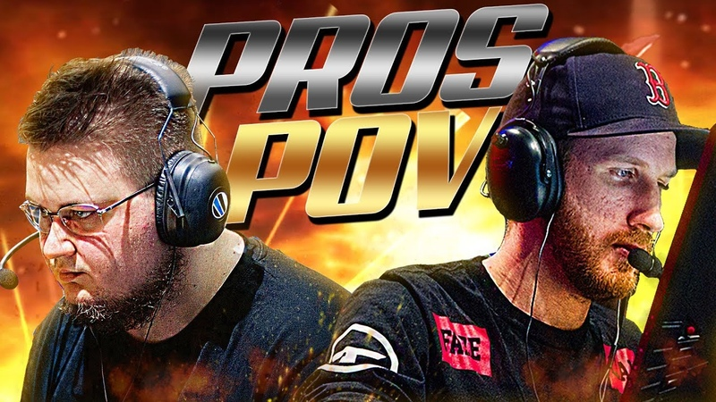 CS:GO - 5 PROS 5 Resolutions 4 (Fragmovie w/ PROS POV)