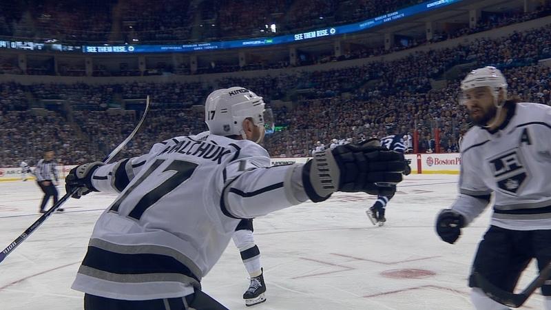 «Виннипег» – «Лос-Анджелес». Ковальчук забросил первую шайбу в НХЛ с 2013 года