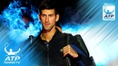 Djokovic eases past Isner Zverev edges Cilic 2018 Nitto ATP Finals Highlights Day 2