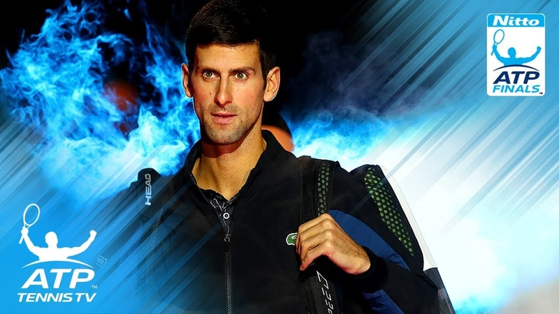 Djokovic eases past Isner Zverev edges Cilic | 2018 Nitto ATP Finals Highlights Day 2