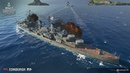 WOWs Blitz. Обкатка крейсера Британии Edinburgh.
