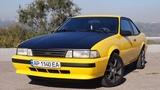Chevrolet Cavalier 1989 coupe