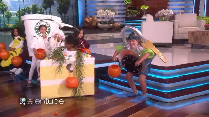Ellens Kid Costume Ideas rus. sub.