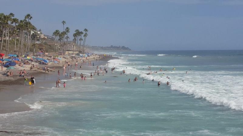 20180706_164604...МОРСКИЕ МЕЛОДИИ(часть 4)Совсем не тихий Тихий океан-июль2018-San Clemente-California...