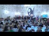 Туркин Григорий - награждение дипломом 7 Международного конкурса юных вокалистов Елены Образцовой 21.07.2021