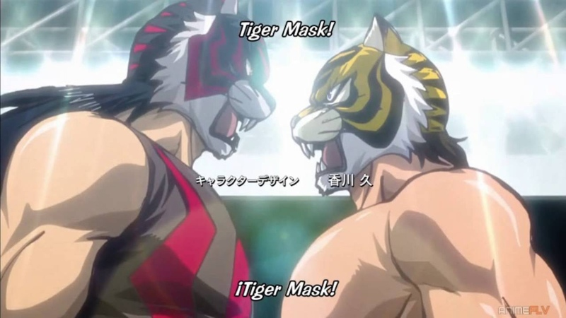 Tiger Mask W Opening