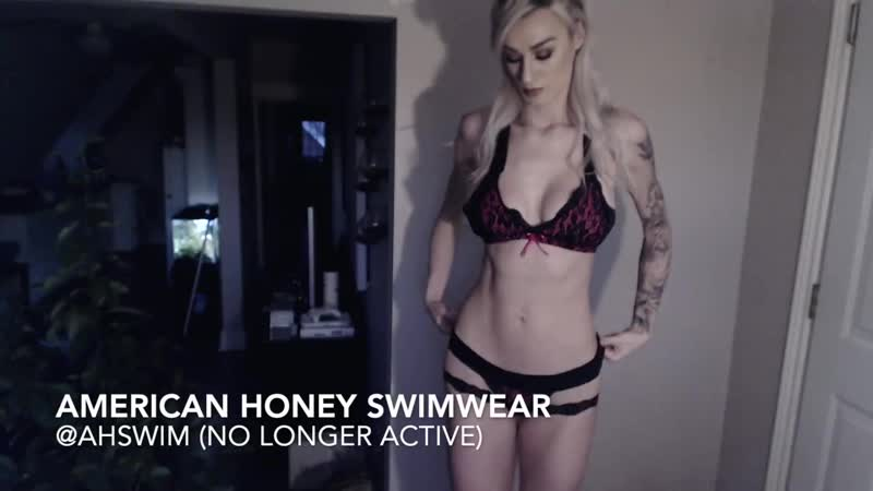 I Try On Every Bikini I Own __ nopantsjanuary