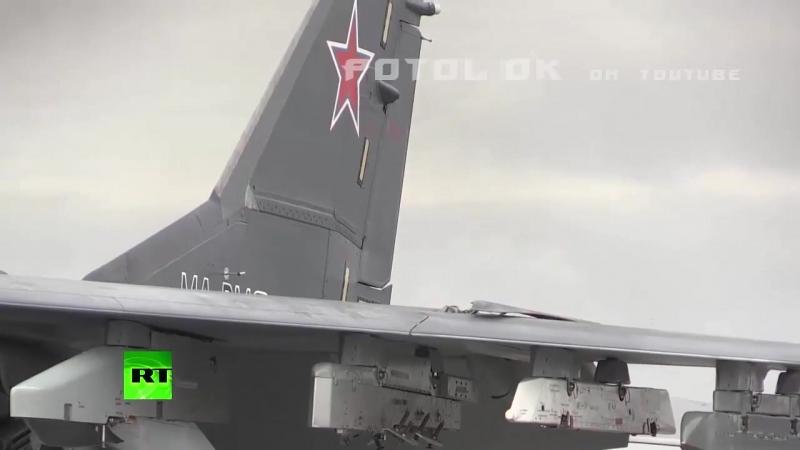 Работаем полное видео с палубы Адмирал Кузнецов (720p)