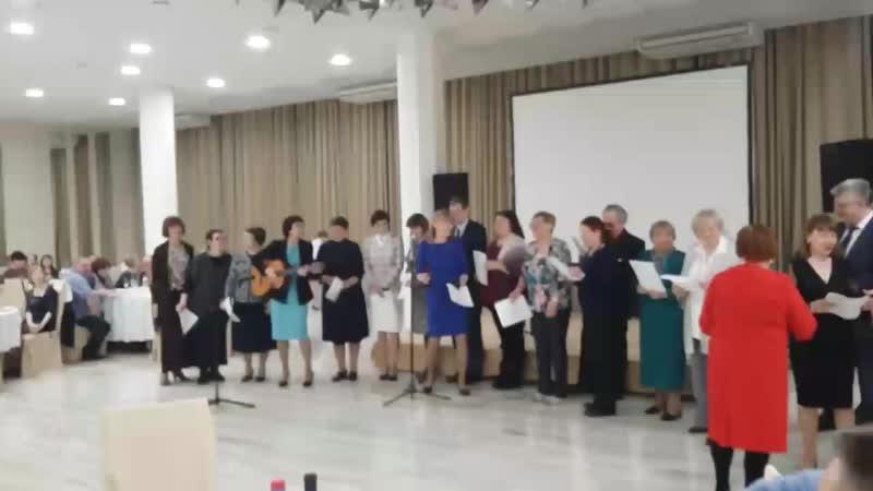 Праздник, посвященный 100-летию Геодезии и Картографии