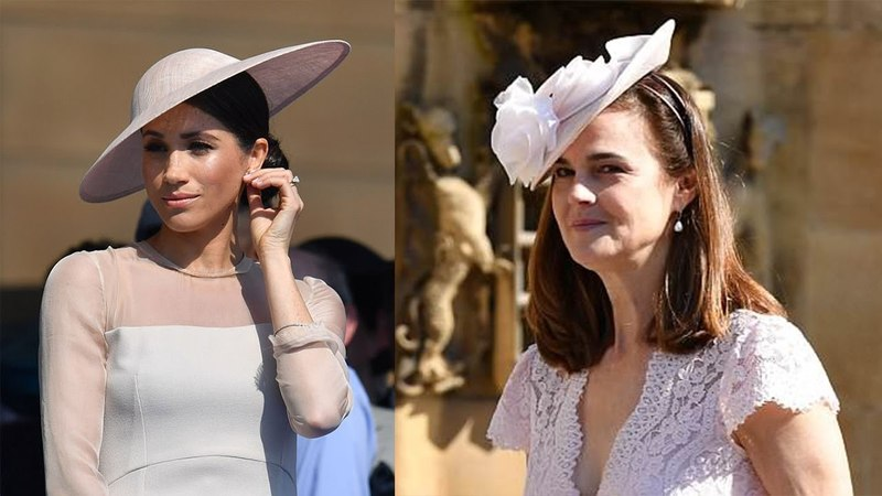 Meghan Markle will spend six months with Queen's adviser Samantha Cohen to learn royal rules