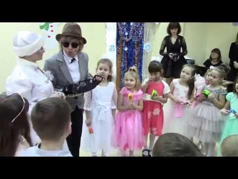 Новогоднее представление в Говоруше для детей 5-6 лет (14.00) 29.12.2018