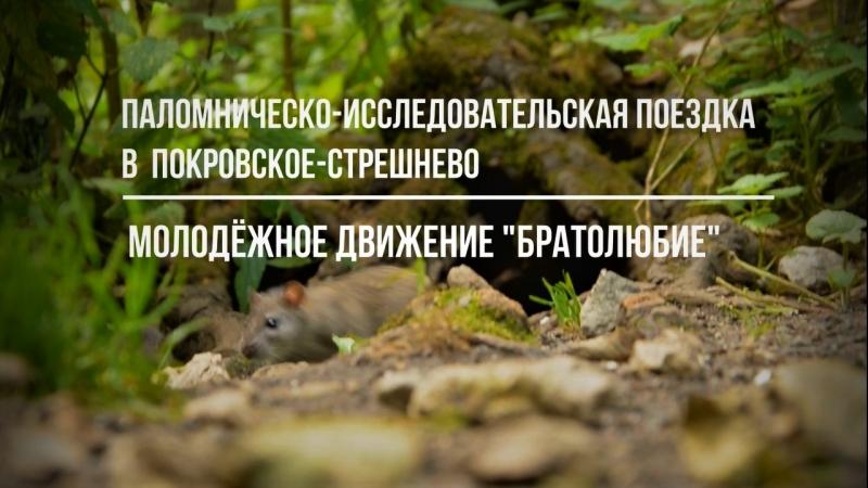 Паломническо-исследовательская поездка в Покровское-Стрешнево