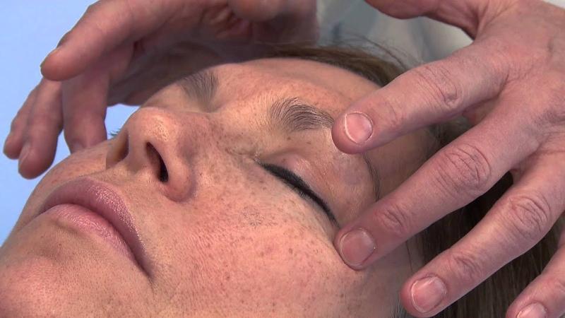 Manuele Lymfedrainage - MLD-technieken voor het gezicht.