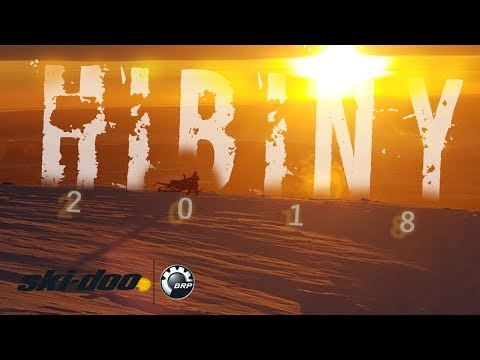 Test-drive BRP Ski-doo Summit 850HIBINY 2018