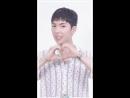 Eye contact with Lee ji an (IMFACT)