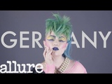 Punk Fashion &amp Beauty Around The World Allure