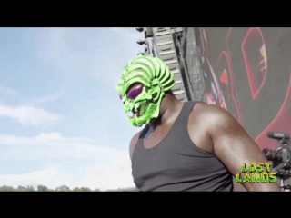 Shaq aka DJ Diesel - Live @ Lost Lands Festival 2018 (Shaquille O'Neal on The Prehistoric Paradox Stage)