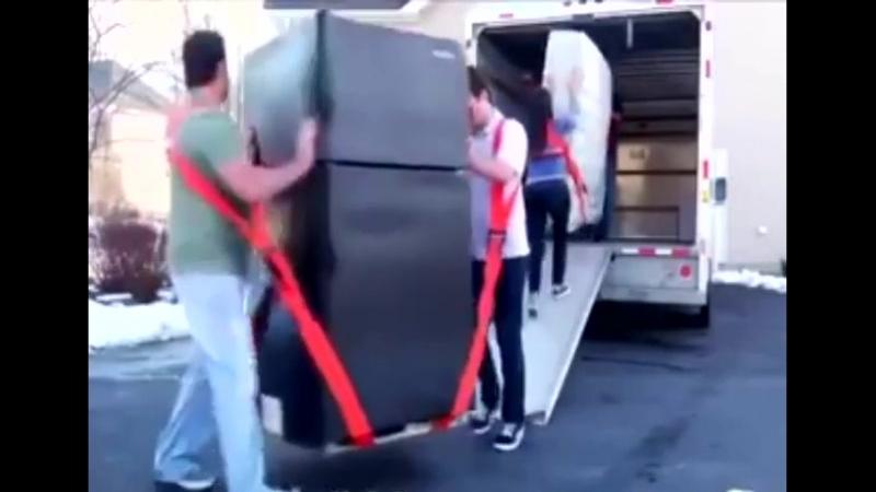 Легкость переноски мебели