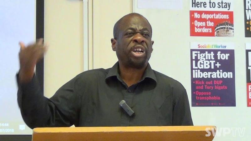 Sounding the alarm the alt right fascism and racist populism today Weyman Bennett