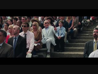 Все появления Стэна Ли в фильмах с 2000 года