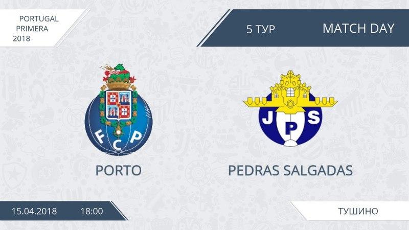 AFL18. Portugal. Primera. Day 5. Porto - Pedras