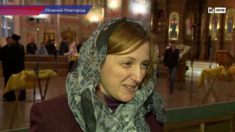 Сергиевский детский хоровой собор прошел в Нижнем Новгороде