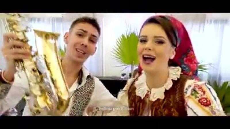Georgiana Lobont si Armin Nicoara- La multi ani si sus pahare HIT 2018 4K