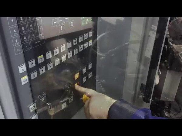 Заточка дисковых пил на станке Vollmer