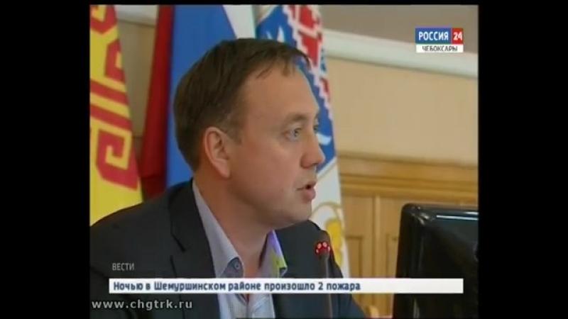 В 2019 году на ремонт дорог в Чебоксарах выделят 750 миллионов рублей