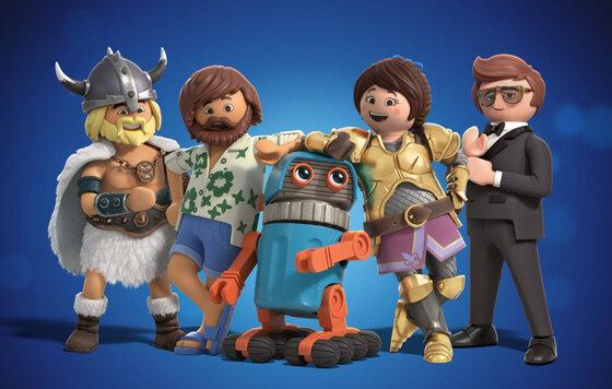 Видео к мультфильму «Playmobil Фильм» (2019) Тизер-трейлер (дублированный)