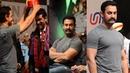 Aamir Khan Singing National Anthem at Hridaynath Mangeshkar Award