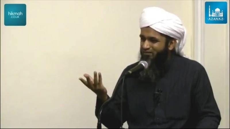 Намазға деген уақыт жоқ ᴴᴰ - Шейх Хасан Али _ www.azan.kz.mp4