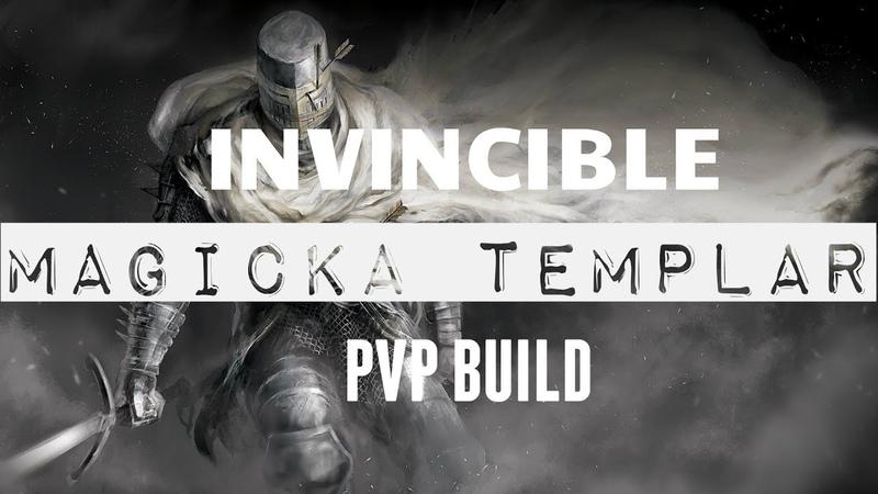 Magicka Templar PVP Build - Invincible - ESO Wolfhunter