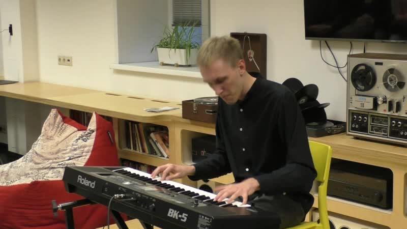 Концерт пианиста Ивана Гребенщикова