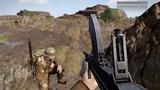 Берем крепость в Северной Африке Red Bear Iron Front ArmA 3