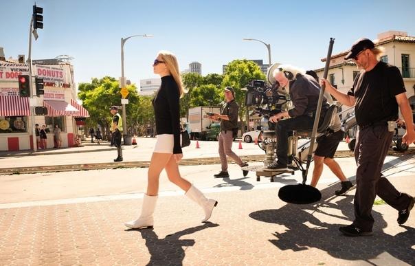 Первые кадры из «Однажды в Голливуде» Квентина Тарантино