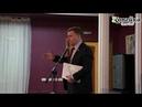 Выступление депутата Большакова на Форуме местного самоуправления