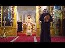 Схиархимандрит Серафим Бит Хариби в Академии Schema archimandrite Seraphim in the Academy