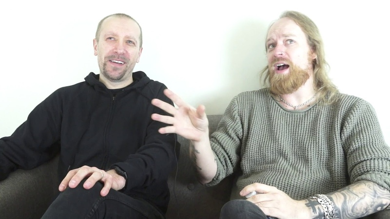 Exclusive interview with Nick Anders from Bloodbath on new album Katatonia hiatus