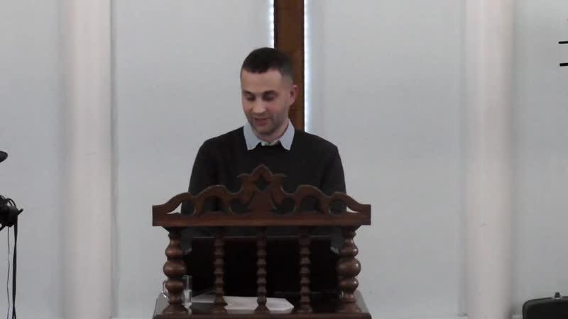 Папа дома Евгений Старостин Домодедовская Библейская Церковь