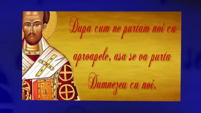 Cuvinte intelepte ale Sf. Ioan Gura de Aur