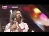 Migyo - Rain Sound @ Show Champion 180725