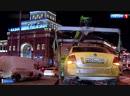 Хозяин такси 12 часов сопротивлялся эвакуации и добился своего