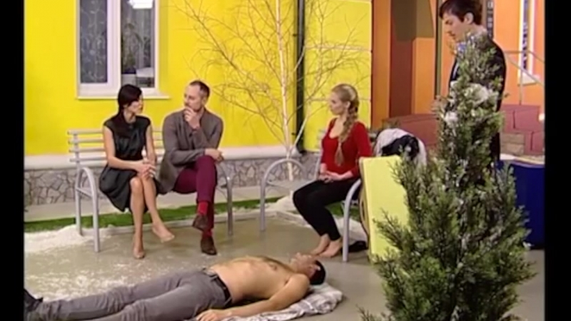 Bed of Nails Trampling