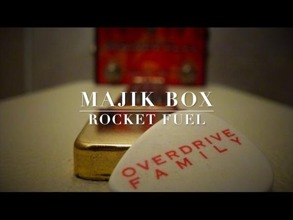 Majik Box Rocket Fuel