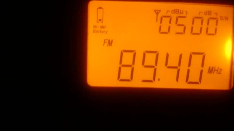 89.4 YLE YKSI(Pieksamaki)~209km