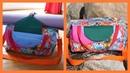 Joga-, Sport- oder Reisetasche nähen - Rabattaktion